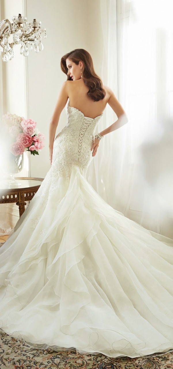 Sophia Tolli 2015 Bridal Collection - LoveweddingsNG31