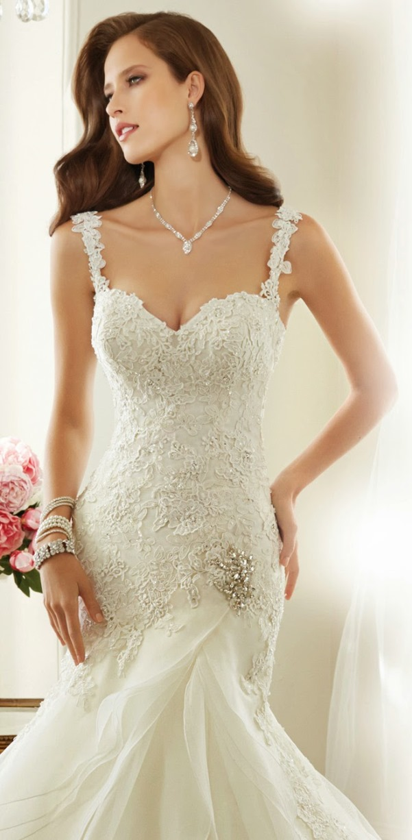Sophia Tolli 2015 Bridal Collection - LoveweddingsNG32
