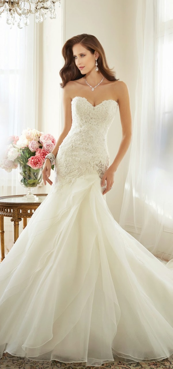 Sophia Tolli 2015 Bridal Collection - LoveweddingsNG33