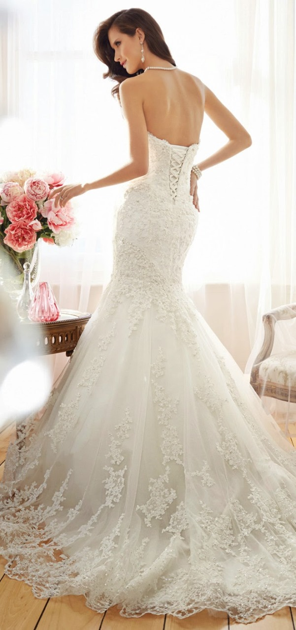 Sophia Tolli 2015 Bridal Collection - LoveweddingsNG34