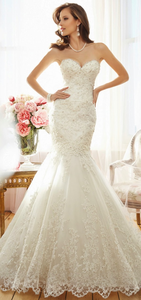 Sophia Tolli 2015 Bridal Collection - LoveweddingsNG35