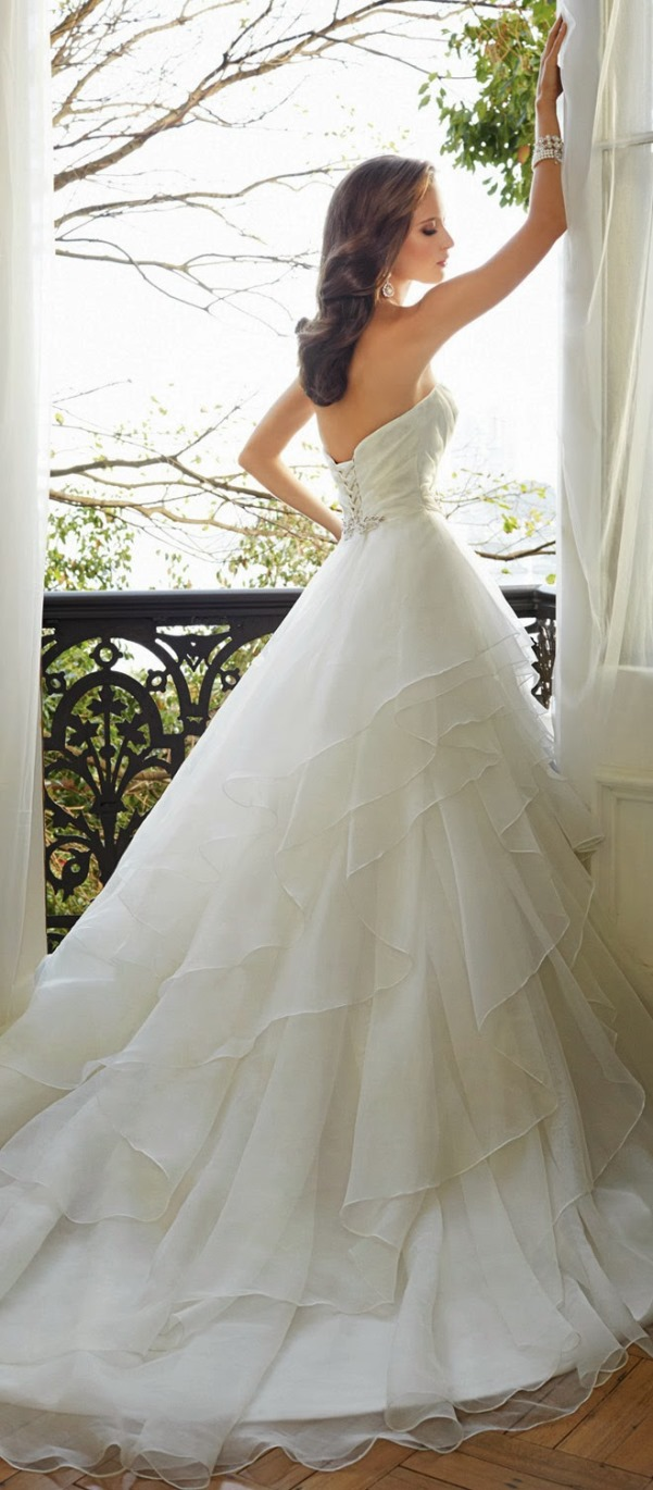 Sophia Tolli 2015 Bridal Collection - LoveweddingsNG36