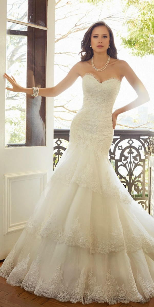 Sophia Tolli 2015 Bridal Collection - LoveweddingsNG41