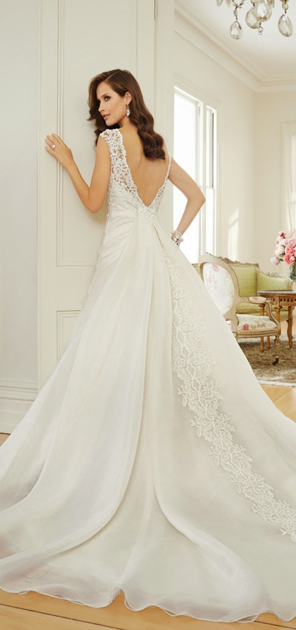 Sophia Tolli 2015 Bridal Collection - LoveweddingsNG42