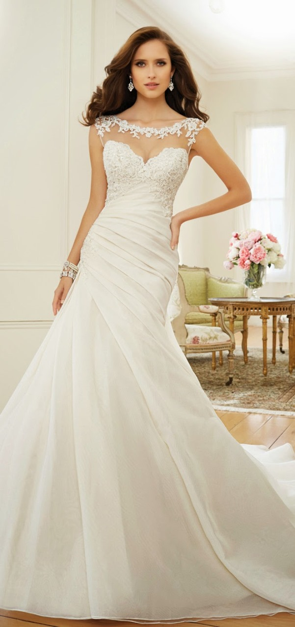 Sophia Tolli 2015 Bridal Collection - LoveweddingsNG43