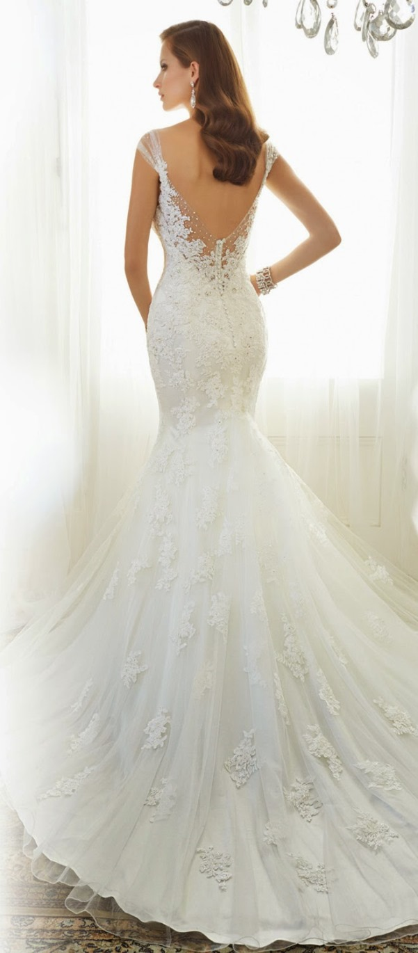 Sophia Tolli 2015 Bridal Collection - LoveweddingsNG44