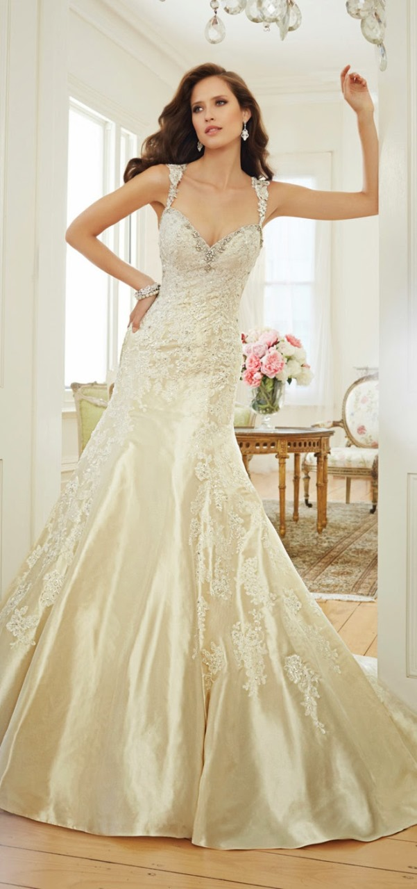 Sophia Tolli 2015 Bridal Collection - LoveweddingsNG5