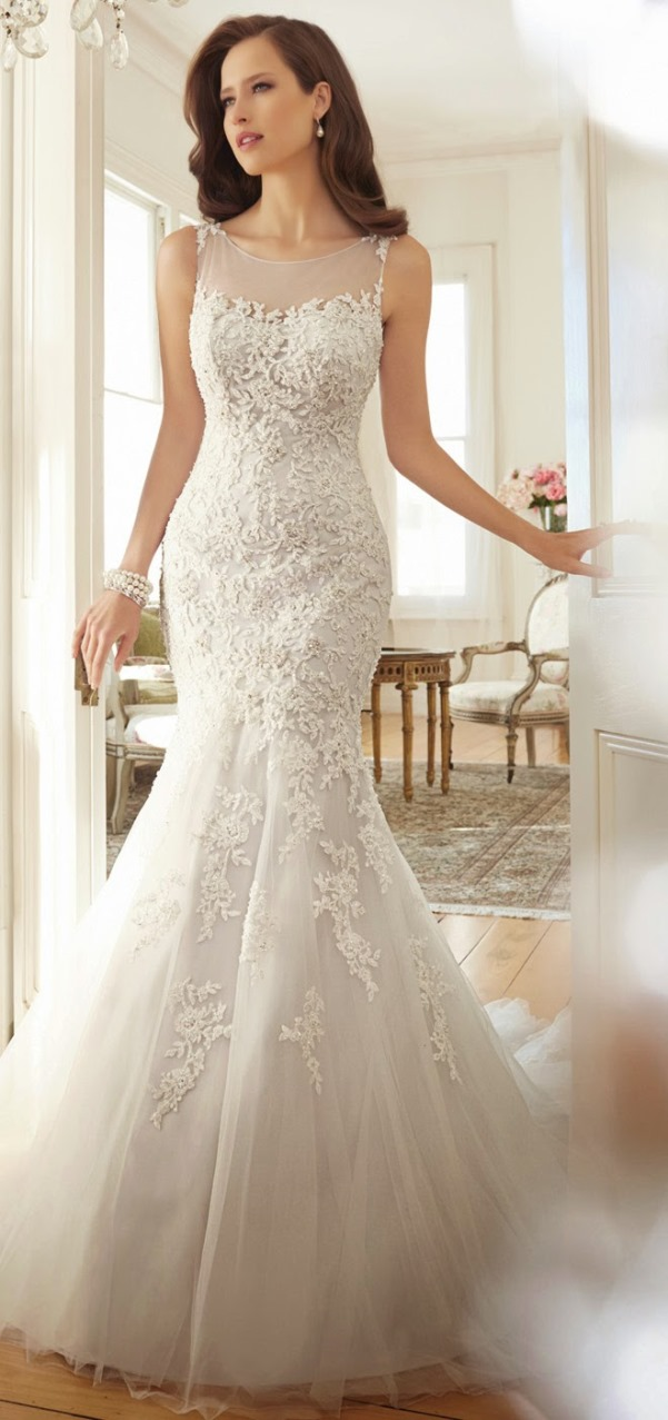 Sophia Tolli 2015 Bridal Collection - LoveweddingsNG51