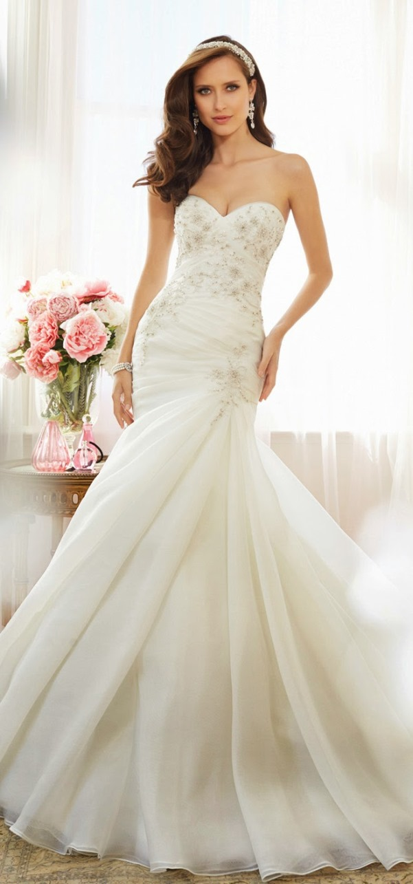Sophia Tolli 2015 Bridal Collection - LoveweddingsNG52