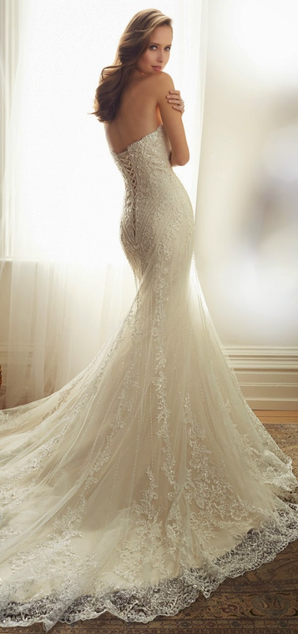 Sophia Tolli 2015 Bridal Collection - LoveweddingsNG53