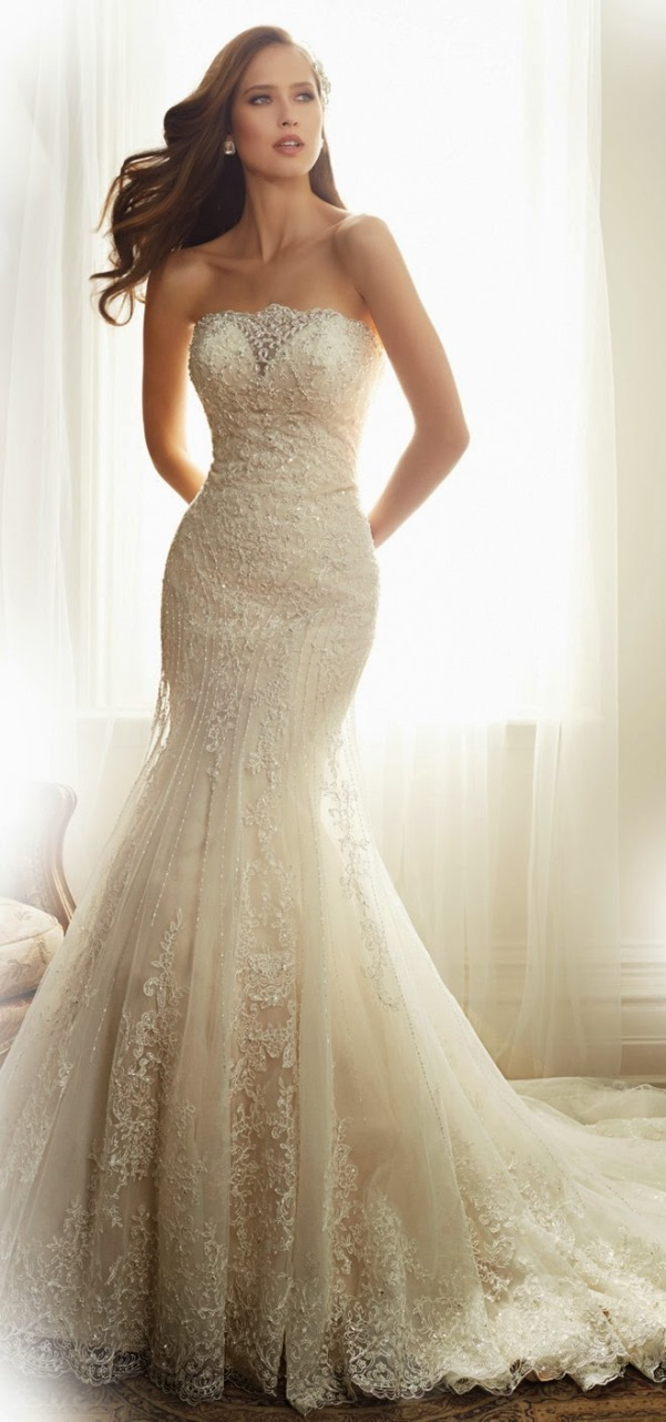 Sophia Tolli 2015 Bridal Collection - LoveweddingsNG54