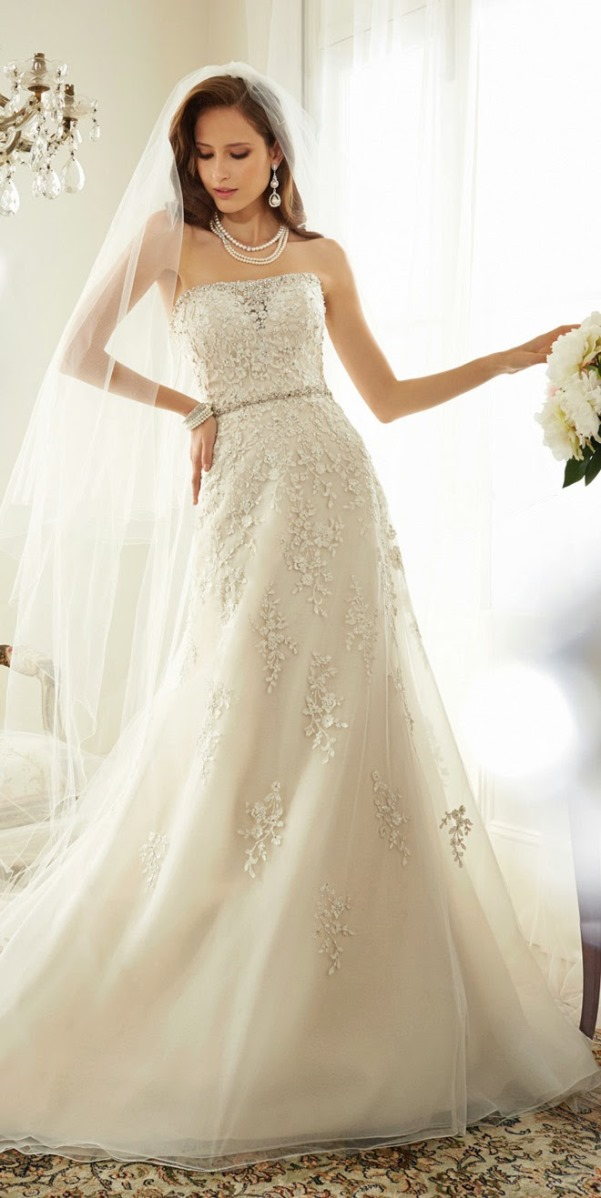 Sophia Tolli 2015 Bridal Collection - LoveweddingsNG56
