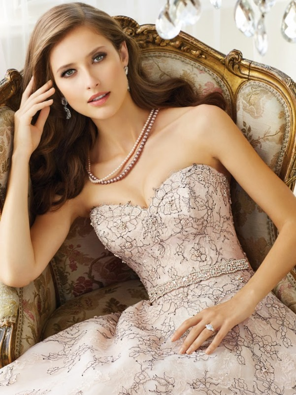 Sophia Tolli 2015 Bridal Collection - LoveweddingsNG58