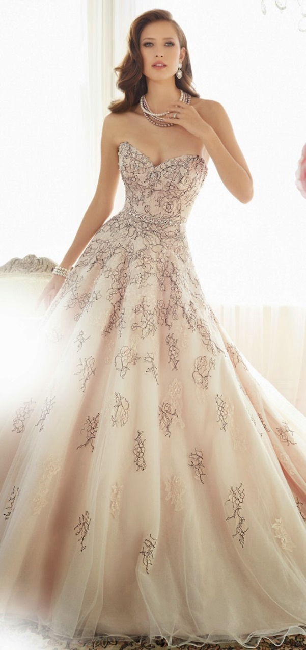Sophia Tolli 2015 Bridal Collection - LoveweddingsNG59