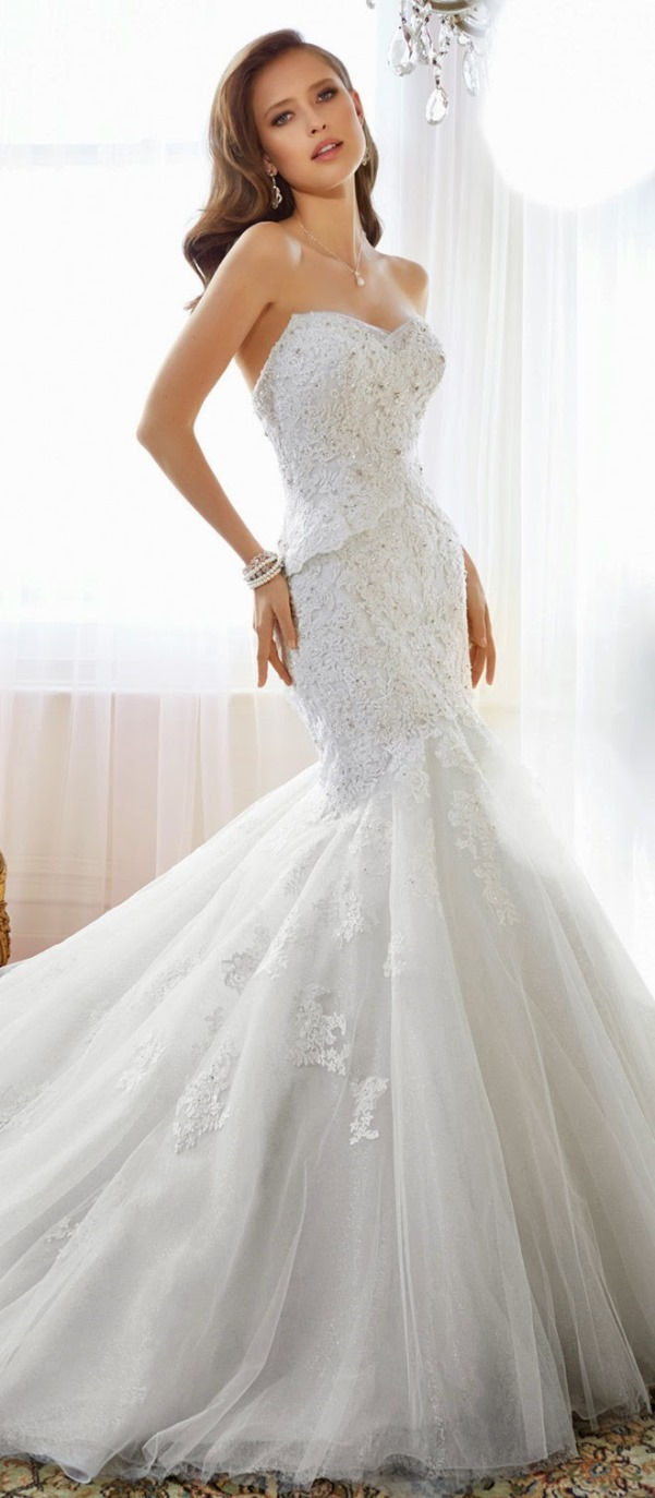 Sophia Tolli 2015 Bridal Collection - LoveweddingsNG9