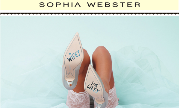 Sophia Webster Bridal Shoes LoveweddingsNG feat