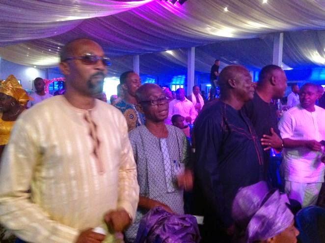 Stephen Keshis daughter - Ifeyinwa weds Emeke Enyihor LoveweddingsNG10