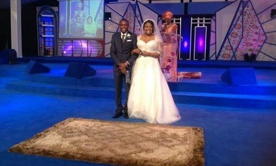 Stephen Keshis daughter - Ifeyinwa weds Emeke Enyihor LoveweddingsNG
