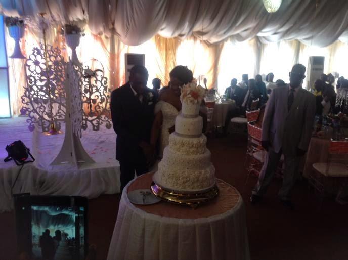 Stephen Keshis daughter - Ifeyinwa weds Emeke Enyihor LoveweddingsNG5