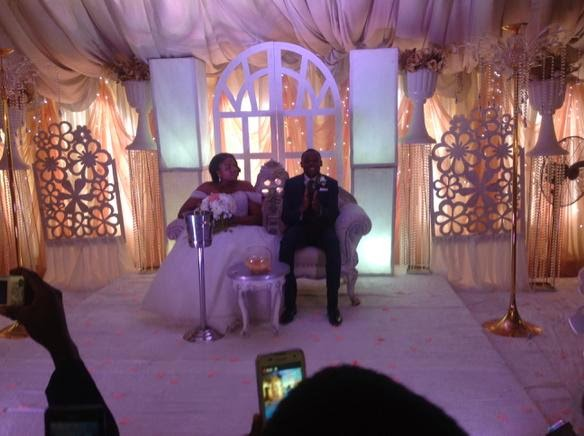 Stephen Keshis daughter - Ifeyinwa weds Emeke Enyihor LoveweddingsNG6