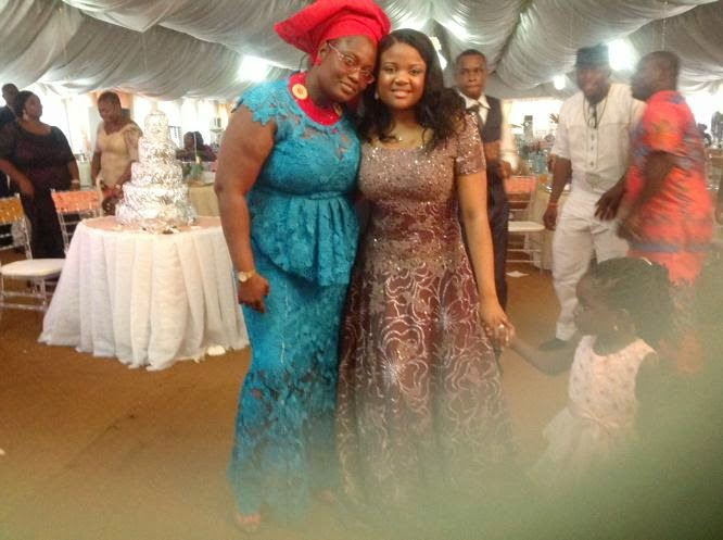 Stephen Keshis daughter - Ifeyinwa weds Emeke Enyihor LoveweddingsNG7