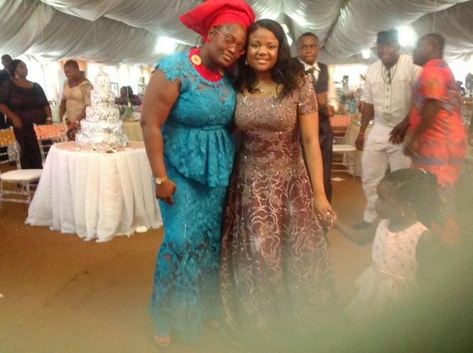 Stephen Keshis daughter - Ifeyinwa weds Emeke Enyihor LoveweddingsNG7
