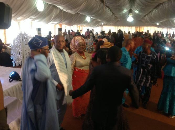 Stephen Keshis daughter - Ifeyinwa weds Emeke Enyihor LoveweddingsNG8