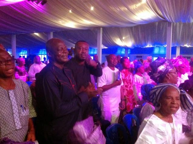 Stephen Keshis daughter - Ifeyinwa weds Emeke Enyihor LoveweddingsNG9