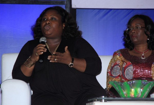 The Wedding Industry Conference - Jumoke Fasuyi (Bridal Gallery) & Mosunmola Olulade (The Elect Aso-oke)