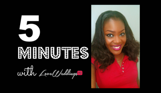 5 minutes with Benita ABees Cocktails LoveweddingsNG