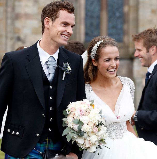 Andy Murray and Kim Sears LoveweddingsNG27