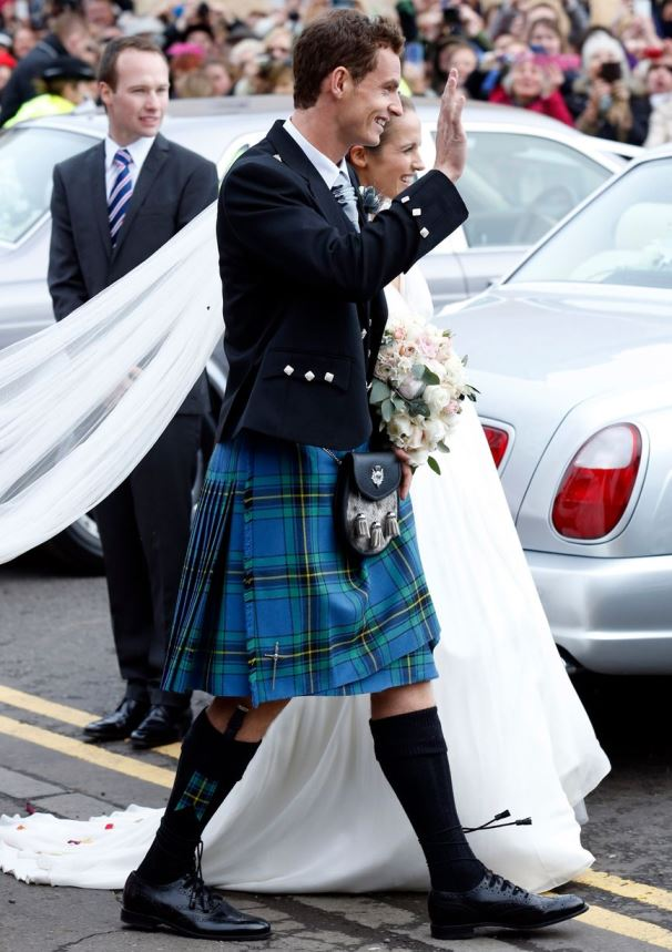 Andy Murray and Kim Sears LoveweddingsNG28