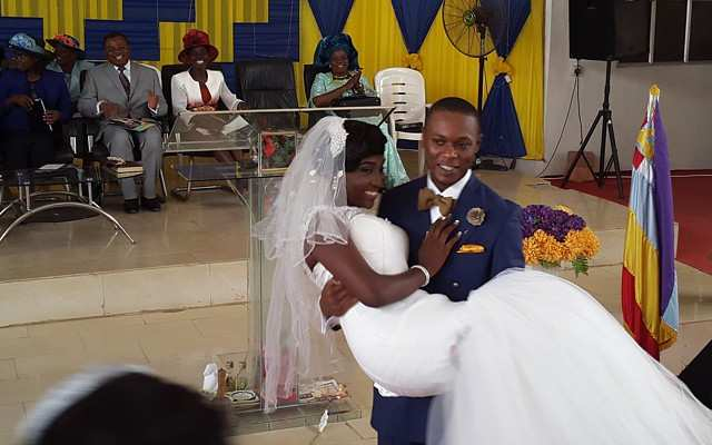 Aramide Pelumi Wedding Pictures LoveweddingsNG2