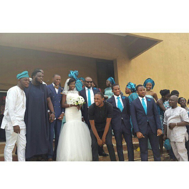 Aramide Pelumi Wedding Pictures LoveweddingsNG3