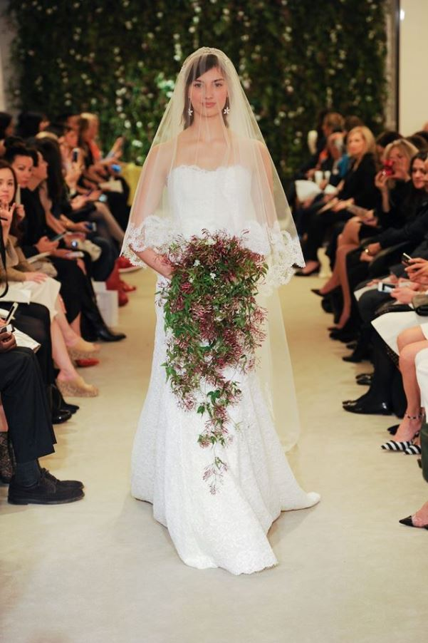 Carolina Herrera Spring 2016 Bridal Collection LoveweddingsNG13