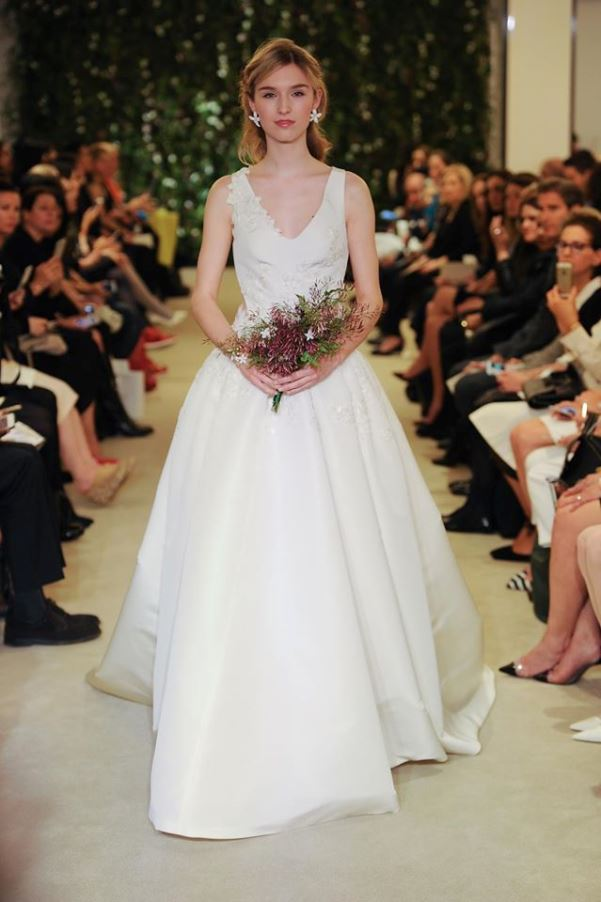 Carolina Herrera Spring 2016 Bridal Collection LoveweddingsNG15