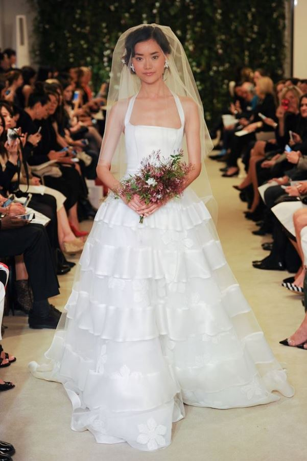 Carolina Herrera Spring 2016 Bridal Collection LoveweddingsNG19