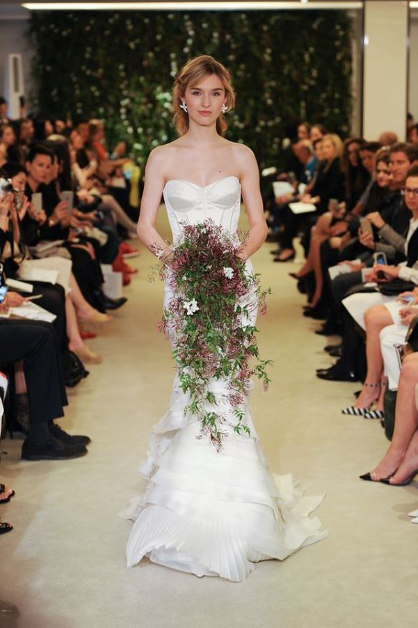 Carolina Herrera Spring 2016 Bridal Collection LoveweddingsNG3