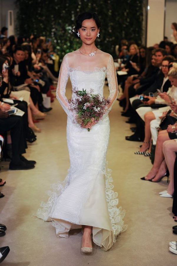 Carolina Herrera Spring 2016 Bridal Collection LoveweddingsNG5