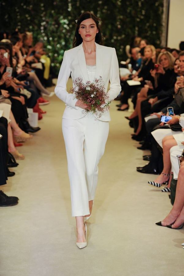 Carolina Herrera Spring 2016 Bridal Collection LoveweddingsNG7