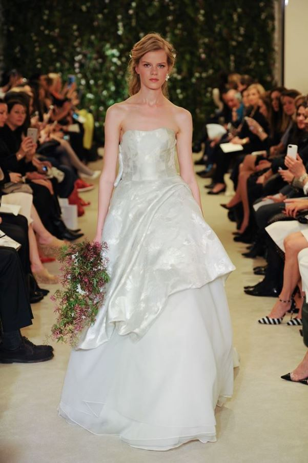 Carolina Herrera Spring 2016 Bridal Collection LoveweddingsNG9