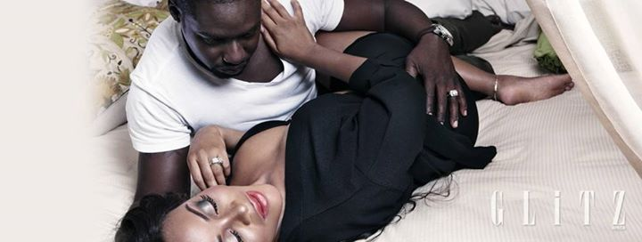 Damilola Adegbite and Chris Attoh Glitz Magazine LoveweddingsNG4
