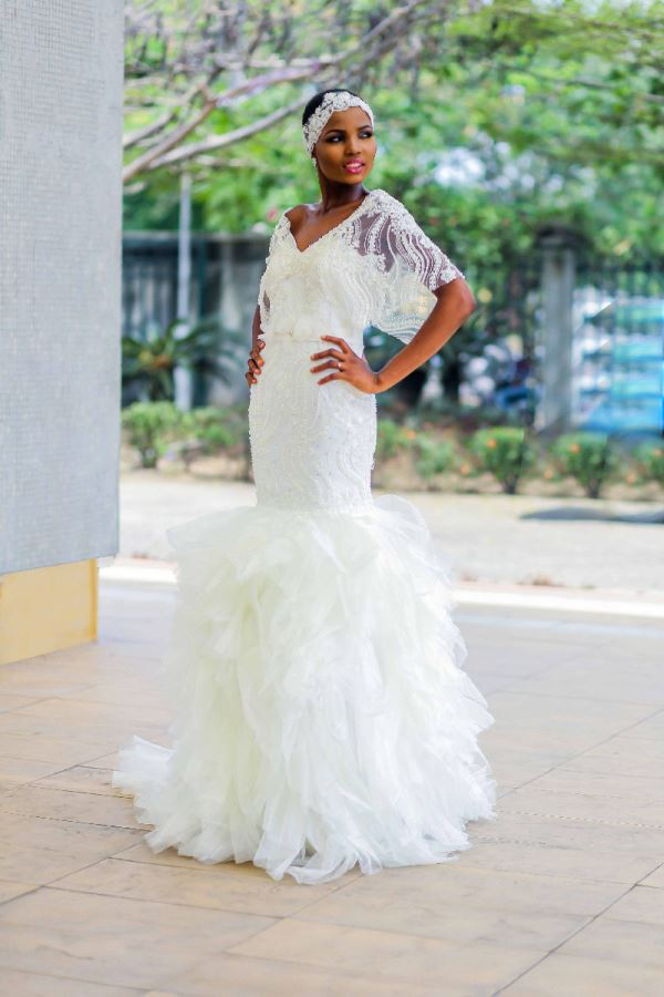 Hollerose Designs Holler 2015 Bridal & Couture Lookbook LoveweddingsNG