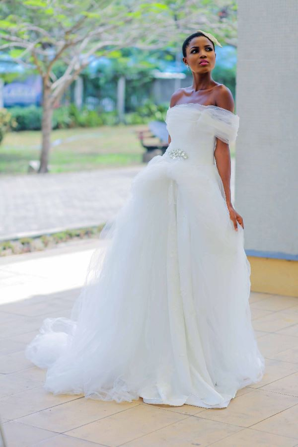 Hollerose Designs Holler 2015 Bridal & Couture Lookbook LoveweddingsNG1