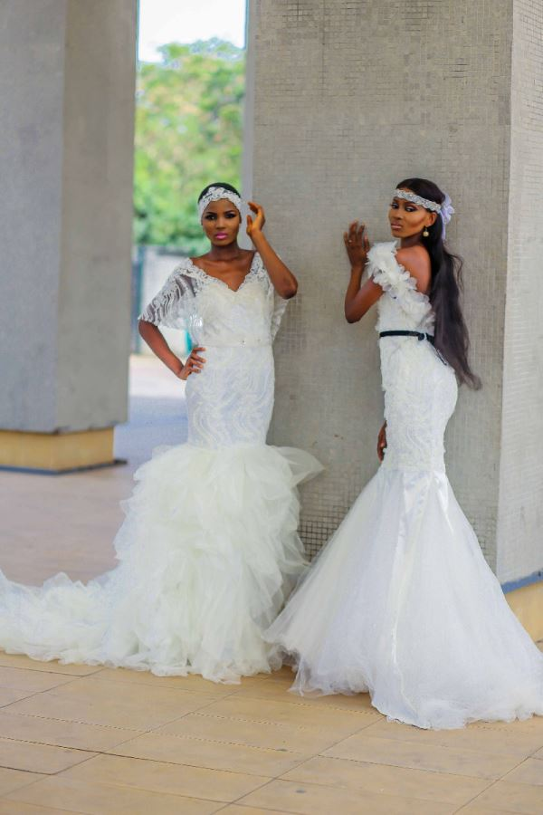 Hollerose Designs Holler 2015 Bridal & Couture Lookbook LoveweddingsNG2