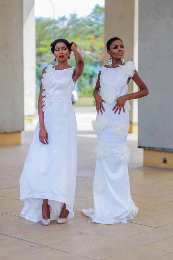 Hollerose Designs Holler 2015 Bridal & Couture Lookbook LoveweddingsNG4