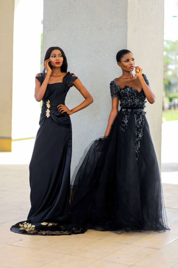 Hollerose Designs Holler 2015 Bridal & Couture Lookbook LoveweddingsNG6