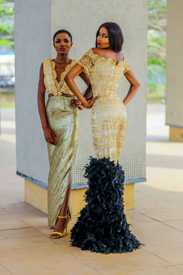 Hollerose Designs Holler 2015 Bridal & Couture Lookbook LoveweddingsNG7