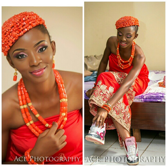 Ivie Ojukaye and Ezie Traditional Wedding LoveweddingsNG2