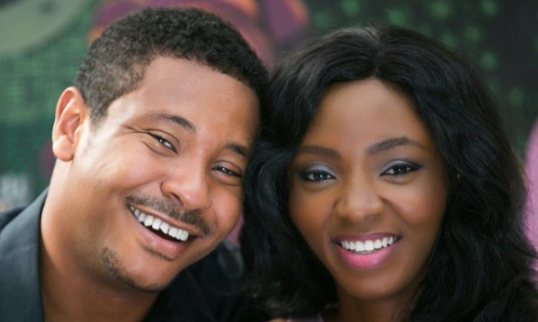 Ivie Okujaye and Ezie Egbo Wedding LoveweddingsNG